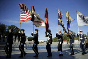 HONOR DETAIL – RIVERSIDE NATIONAL CEMETERY SUPPORT COMMITTEE